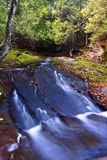 Garganta Michigan del río de la unión Imagen de archivo