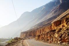 Garganta no Peru foto de stock royalty free