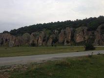 Gargantas de Dobrogea Imágenes de archivo libres de regalías