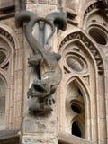 Gargouille Stock Afbeeldingen
