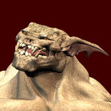 Gargoyle #10 Royalty Free Stock Photos