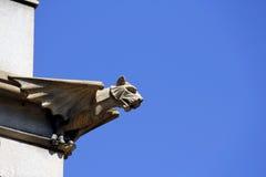 Gargoyle Fotografia de Stock