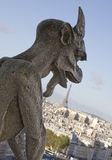 Gargoyle Royalty Free Stock Photography