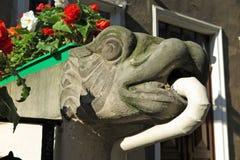 gargoyle Στοκ φωτογραφίες με δικαίωμα ελεύθερης χρήσης