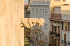 gargoyle Royaltyfri Foto