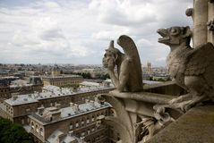 Gargoyle Stock Photography