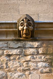 Gargoyle. Detail on an Oxford University college Royalty Free Stock Images
