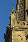 Gargoyle de piedra Fotos de archivo libres de regalías