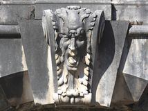 Gargoyle di Peles Fotografie Stock