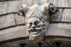 Gargoyle in Lviv, Ukraine Royalty Free Stock Photos