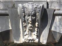gargoyle peles Στοκ Φωτογραφίες