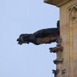 Gargoyle of St. Vitus Cathedral Royalty Free Stock Image