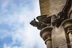 Gargoyle statue royalty free stock photos