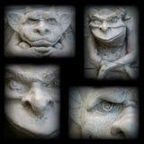Gargoyle Statue Stock Images