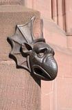 Gargoyle Strasbourg Cathedral Stock Photography
