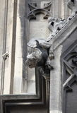 Gargoyle in Westminster Palace Stock Images