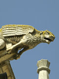 Gargoyles Royalty Free Stock Photos