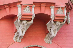 gargoyles Immagine Stock