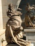 Gargoyles Fotografia Stock