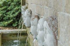 gargoyles Royalty-vrije Stock Afbeeldingen