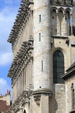 Gargoyles of Church of Notre-Dame, Dijon, France Stock Photos