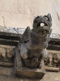 Gargoyles in Leon Stock Images