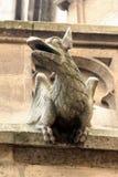 The Gargoyles of Notre Dame Royalty Free Stock Photos