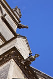 Gargoyles on the Saint Pierre Cathedral. Montpellier, France Stock Photo