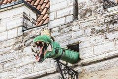 The Gargoyles of Tallinn, Estonia. Royalty Free Stock Photos