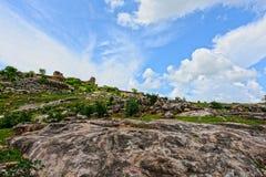 Garh Kundar fort Stock Photography