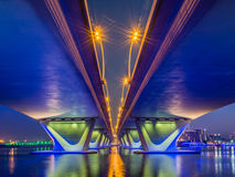Garhoud bro Fotografering för Bildbyråer