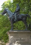 Garibaldi stockfoto