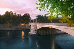 Garibaldi bridge Stock Image