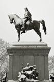 Garibaldi equestrian statue Stock Photography