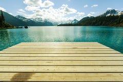 Garibaldi Lake arkivbild