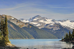 Garibaldi Lake Stock Photo