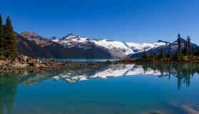 Garibaldi Lake Provincial Park i British Columbia arkivbild