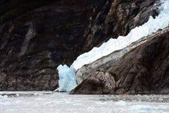 Garibaldi lodowiec na archipelagu Tierra Del Fuego Zdjęcia Royalty Free