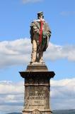 Garibaldi memorial statue Royalty Free Stock Photos