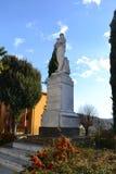 Garibaldi Monument Royalty Free Stock Photos