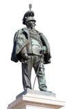 Garibaldi statue in Pisa, Italy Stock Photo