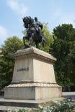 Garibaldi statue Royalty Free Stock Photo
