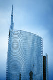 The Garibaldi Tower in Milan - Italy Royalty Free Stock Images