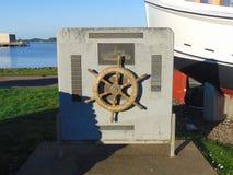 Garibaldi wojenny pomnik obraz royalty free