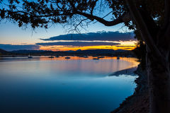 Gariep Dam, South Africa. Royalty Free Stock Images