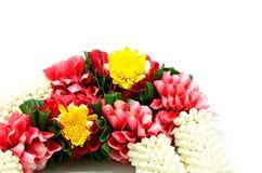 Garland flower Royalty Free Stock Image