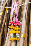 Garland thai Royalty Free Stock Image