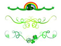 Garlands Stock Photo