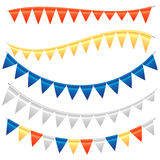 Garlands Stock Photos