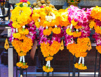 Garlands Royalty Free Stock Images